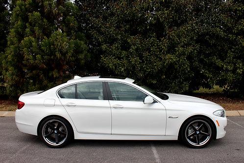 2012 BMW 535i-Nice Wheels-Best Color