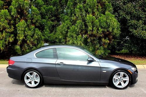 2007 BMW 335i Coupe-Sport PKG!