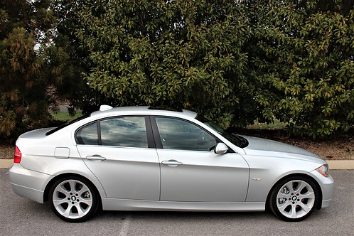 2007 BMW 335i-Sport, Nav, Loaded