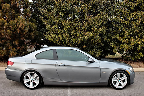 2008 BMW 335i Coupe-Nav-Sport Package