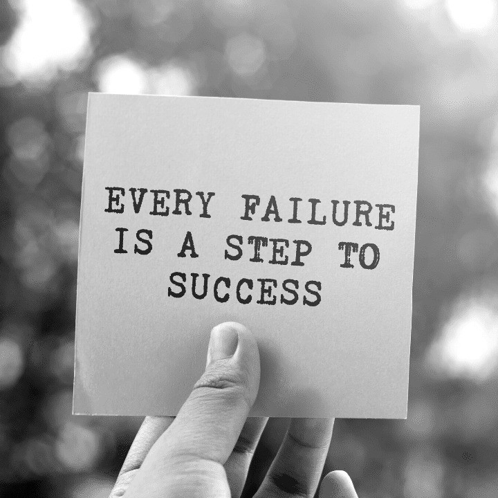 How to Fail: Stories of Challenge and Perseverance