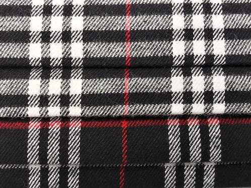 Black Tie Flannel