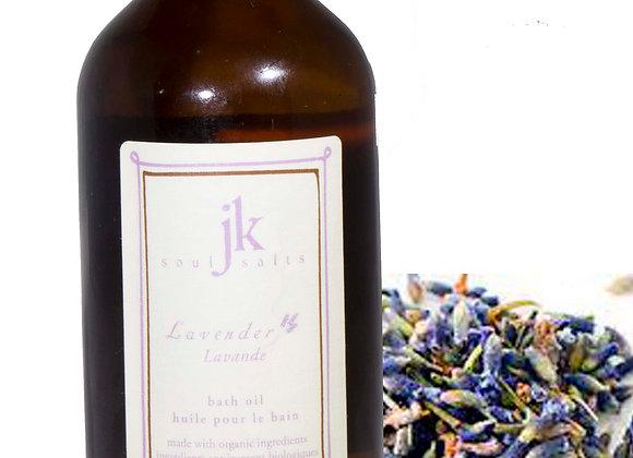 Lavender Organic Bath/Body Oil
