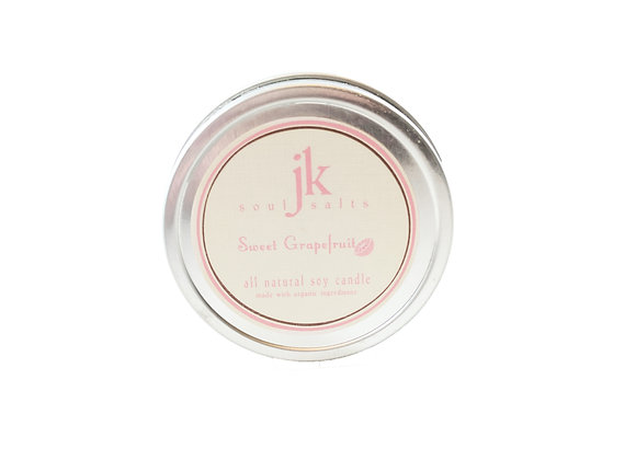 To Go All Natural Soy Candle