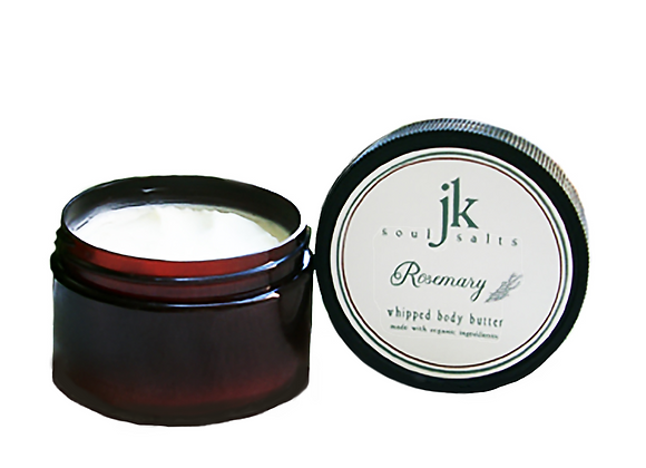 Rosemary To Go Whipped Body Butter