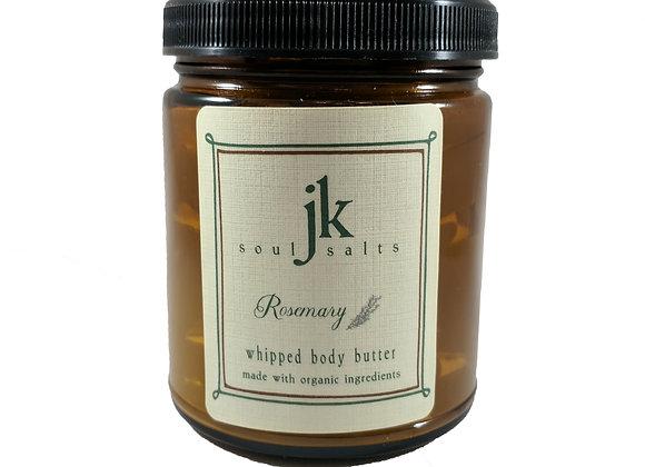 Rosemary Whipped Body Butter