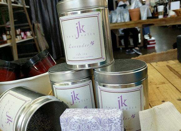 Herbal Tub Tea Soaks
