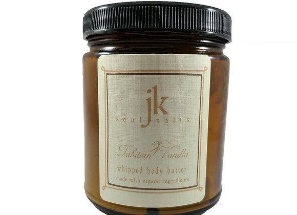 Tahitian Vanilla Whipped Body Butter