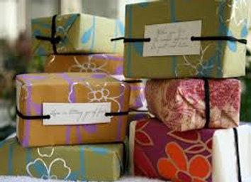 Organic Shea Butter Herb Soap