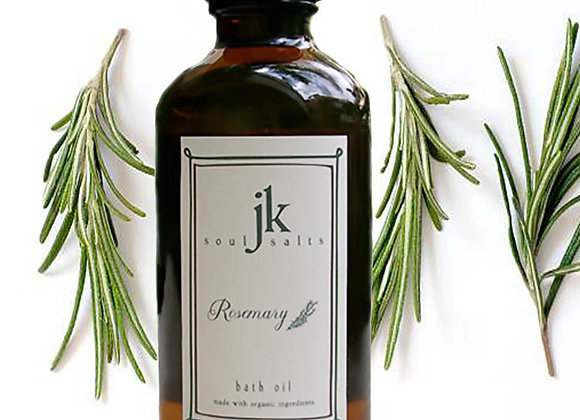 Rosemary Organic Bath/Body Oil