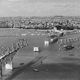 1956 Construction of Harbour Bridge