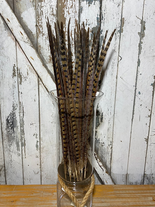 Pheasant Tail Feather Each