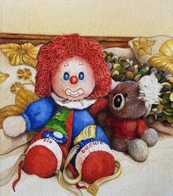 Clown & Koala