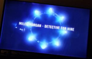 Miles Morgan Dev Log I