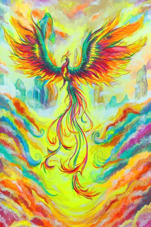 Phoenix Rising - Print