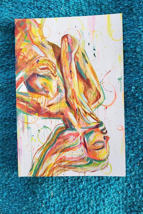 IRIS - Fine Art Print