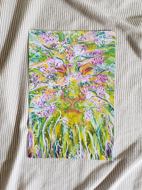Forest Spirit - Fine Art Print