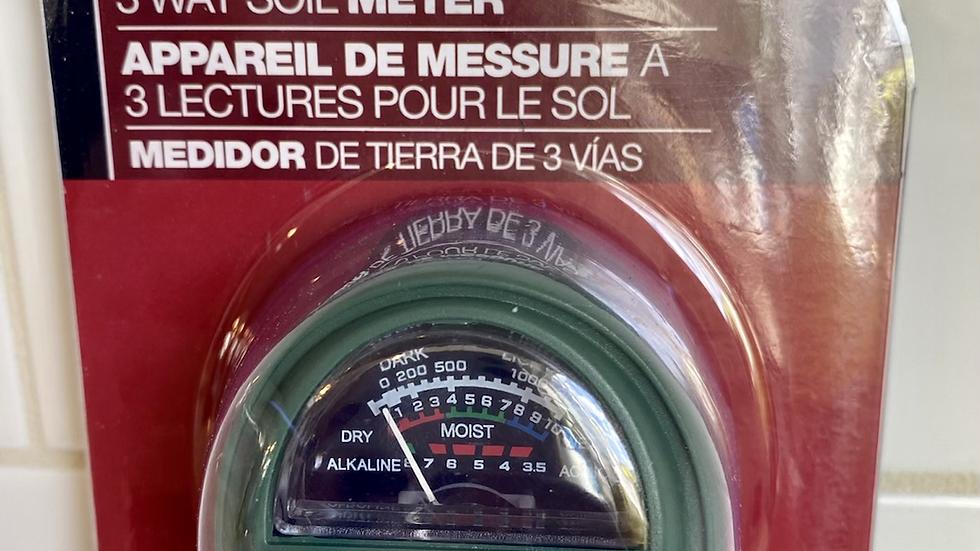 3 way moisture meter