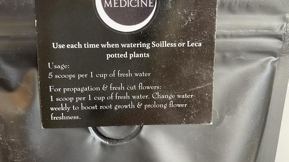 Earth Medicine Soiless and Lecca Fertilizer