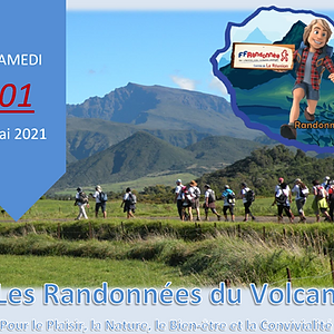 Les Randos du Volcan 2021