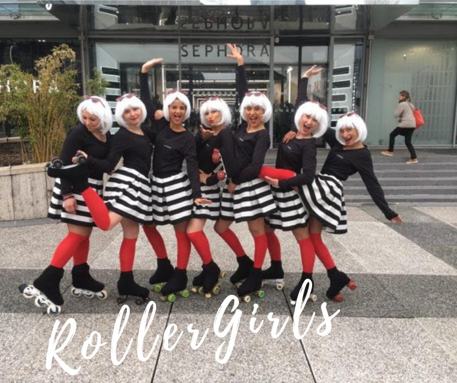 Sephora - Roller Girls