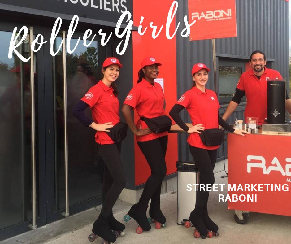 Raboni _ Fleury Merogis_ Roller Girls Hôtesses