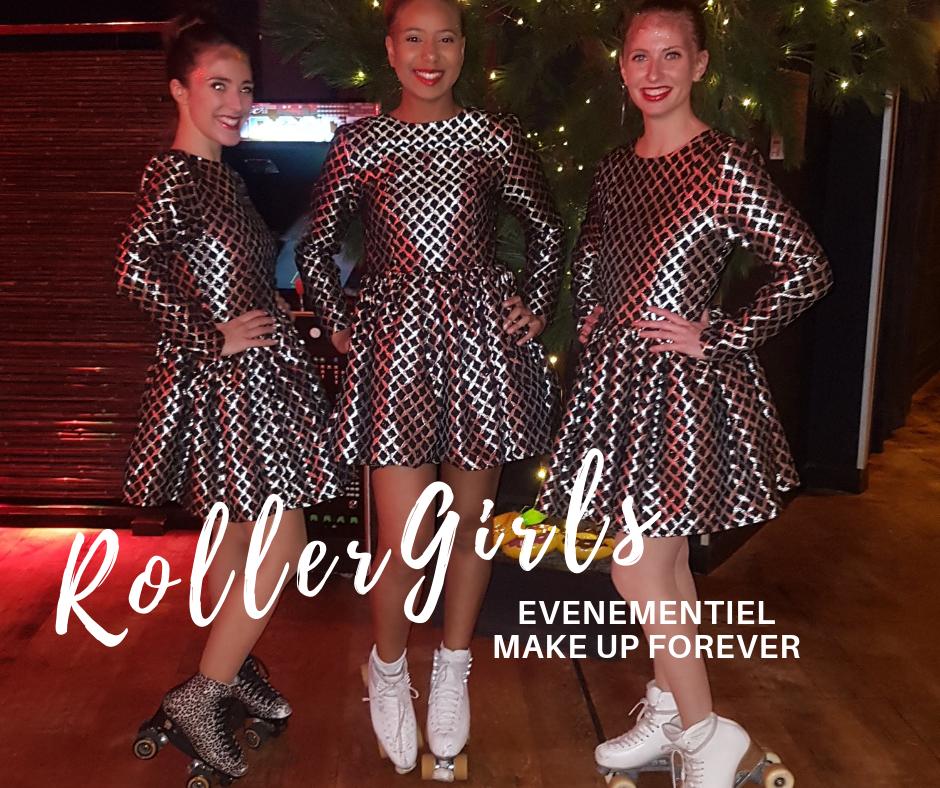 Make Up Forever - Roller Girl Hôtesses