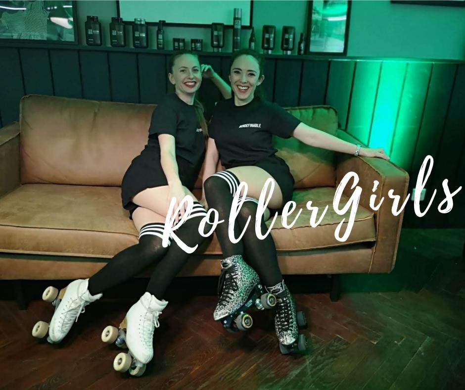 Shake Barber Shop - Roller Girls
