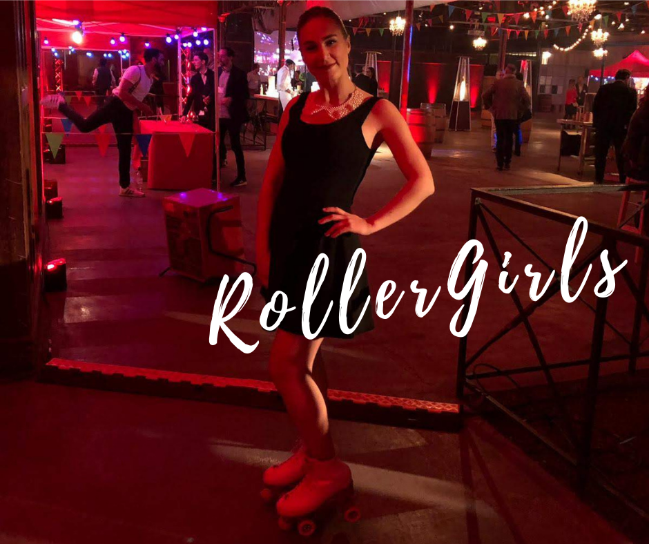 Grégory Coutanceau- Roller Girls