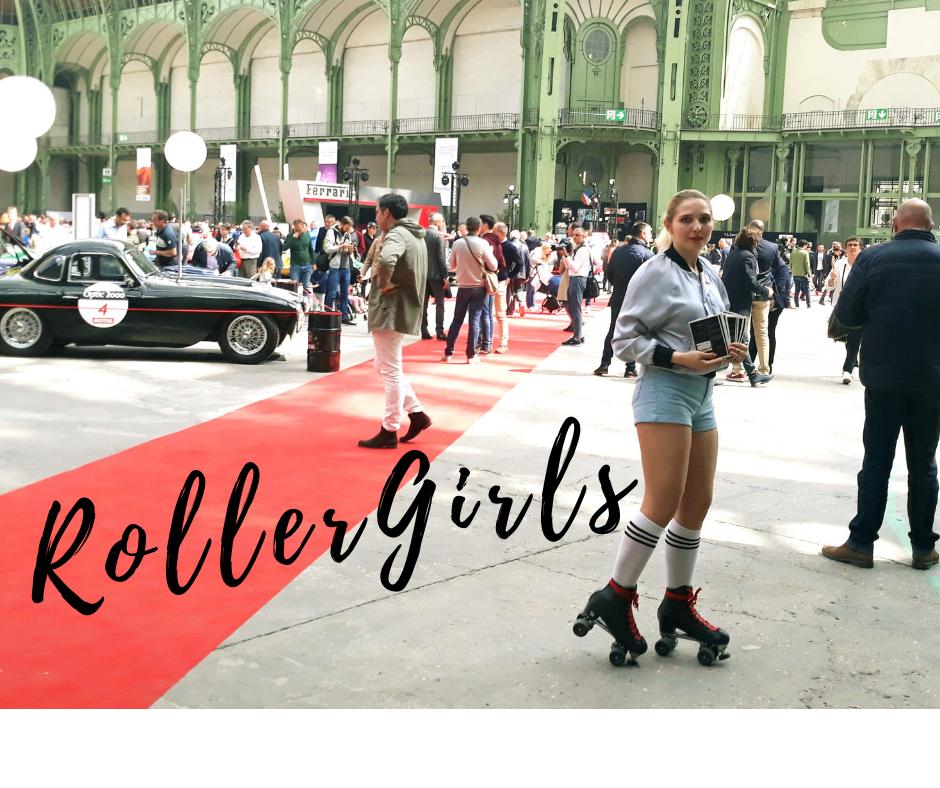 Grand Palais - Roller Girls