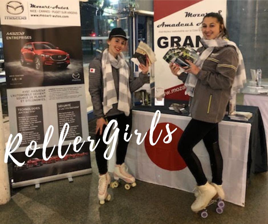 Trial indoor International - Roller Girls