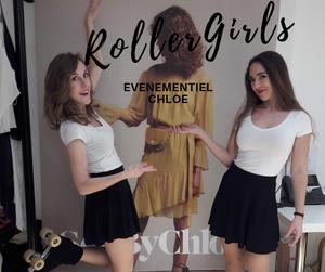 Événementiel Chloe - Roller Girl Hôtesses