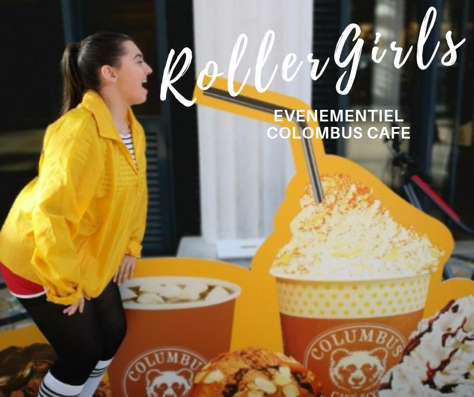 Colombus Cafe - Roller Girl Hôtesses