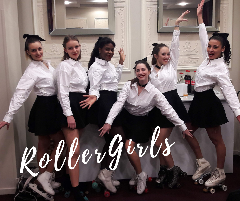 Roller Girls au Pavillon Cambon