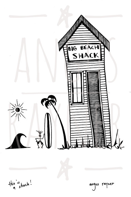 This is a shack!