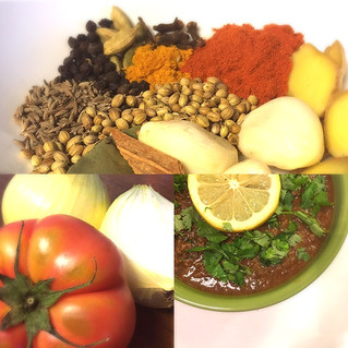 Recipe: Aromatic Kheema or Indian Chilli made with freshly ground spices