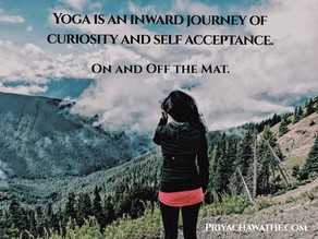 Design Your Day Series #4: Yoga and Self-Acceptance