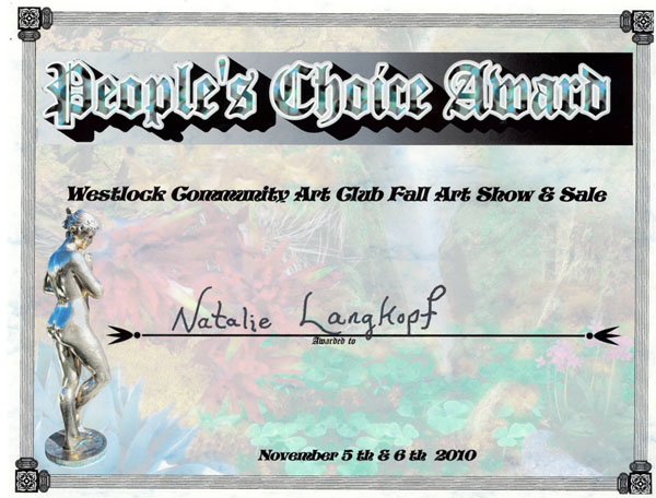 People's Choice Award Fall 2010.jpg