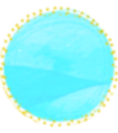 gold teal dotted circle logo v.2.png