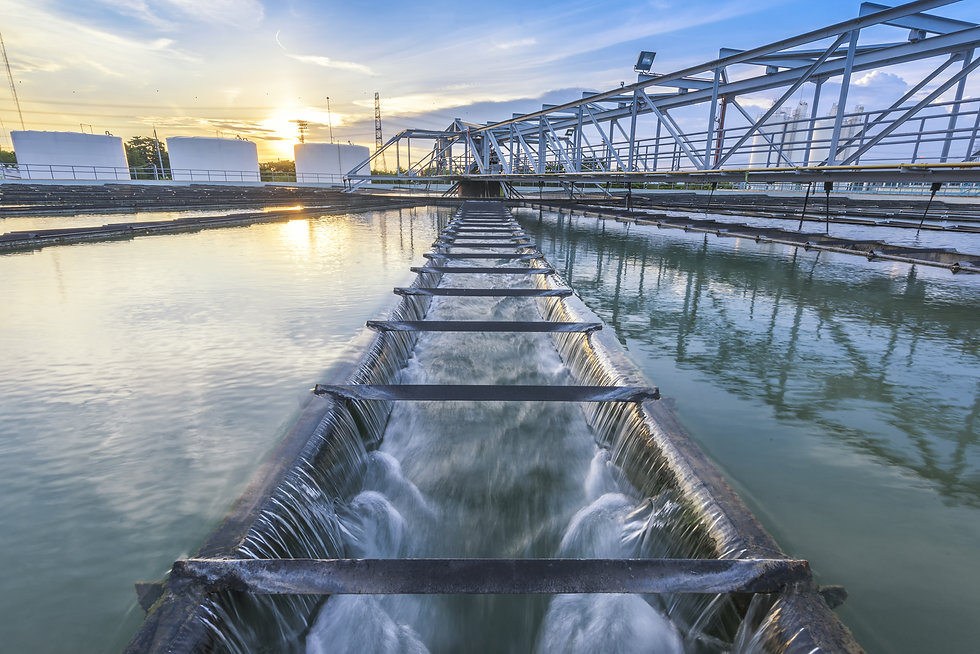 Water Treatment Plant at sunset.jpg