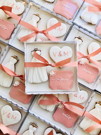 Personalised gifts for a hen party