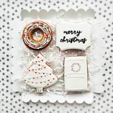 'Festive Home' biscuit set