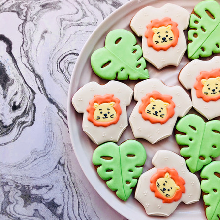 Leo the lion biscuits
