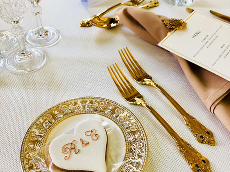 Planning a wedding? Here is our analysis of current wedding biscuit trends