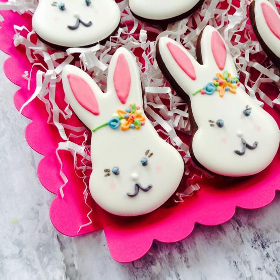 Bluebell bunny