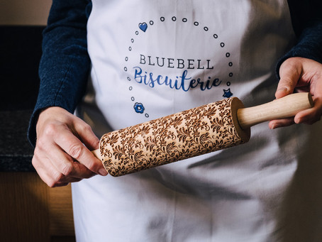 Trend alert: We're going crazy for embossed rolling pins!