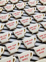 Impactful messages in biscuit form - han