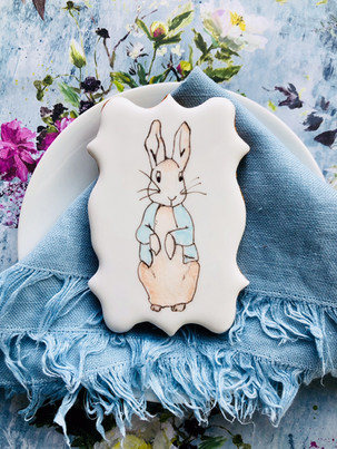 Cute little Peter Rabbit