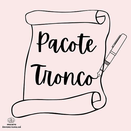PACOTE TRONCO