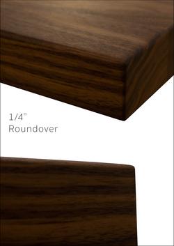 """1/4"""" Roundover"""